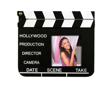 "S8386 - 7""X8"" Film Clip Picture Frame"