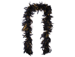 S8391 - Black & Gold Super Boa