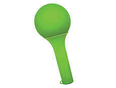 Green Balloon Maraca