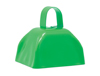 "3"" Green Cowbell"