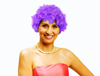 WL461 - Spirit Wig - Purple