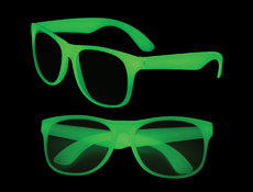 WL680 - Glow In The Dark Sunglasses