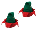 WL735 - Elf Hat w/Bell