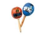 WP1 - Genuine Wood Maracas