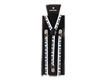 WP1218 - Piano Key Suspenders