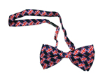 WP1249 - British Flag Bow Tie
