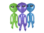 "WP1265 - 36"" Inflatable Alien"