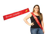 WP1296 - Prom Queen Sash