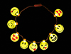 LED Emoticon Necklace