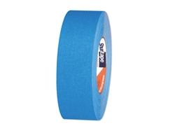 "WP1365 - 1"" Fluorescent Party Tape - Blue"