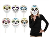 WP1376 - Sugar Skull Props On A Stick