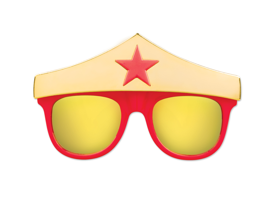 f87eacafc93e WONDER WOMEN HERO GLASSES