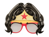 WONDER WOMAN HAIR SUNGLASSES