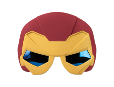 WP1466 - Iron Man Sunstache