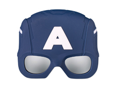 WP1467 - Capt America Sunstache