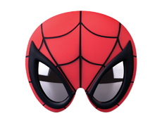 WP1468 - Spiderman Sunstache