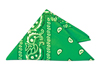 WP17G - Green Bandannas