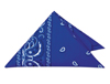 WP17N - Navy Blue Bandannas