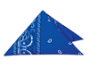 WP17RB - Royal Blue Bandannas
