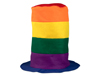 WP200M - Rainbow Stovetop Hat