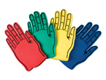 WP36 - Large Foam Hands