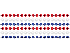 WP3RWB - Patriotic Bead Assortment