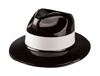 WP40PLI - Black Gangster Hats