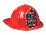 WP45 - Fire Chief Hats