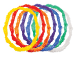 "WP46TH - 2"" Plastic Leis"