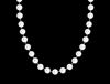 "WP85L - 18Mm 42"" Pearl Necklaces"